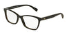Dolce & Gabbana DG3245 3003 TOP BLACK/GOLD/BLACK Specs at Home