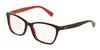 Dolce & Gabbana DG3245 3004 TOP HAVANA/GOLD/FUXIA Specs at Home