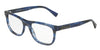Dolce & Gabbana DG3257 3065 STRIPED BLUE Specs at Home