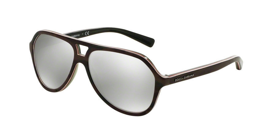 Dolce & Gabbana DG4201 29526G CAMO/FLUO RED/BROWN Specs at Home