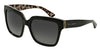 Dolce & Gabbana DG4234 2857T3 TOP BLACK/LEO (Polarized) Specs at Home