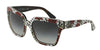 Dolce & Gabbana DG4234 29778G CARNATION/WHITE/HAVANA Specs at Home