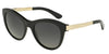 Dolce & Gabbana DG4243 501/T3 BLACK (Polarized) Specs at Home