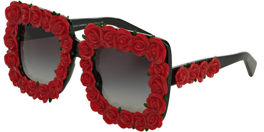 Dolce & Gabbana DG4253 501/8G BLACK Specs at Home