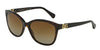 Dolce & Gabbana DG4258 502/T5 DARK HAVANA (Polarized) Specs at Home