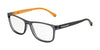 Dolce & Gabbana DG5003 2813 GREY DEMI TRANSP RUBBER Specs at Home