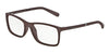 Dolce & Gabbana DG5004 2652 BROWN RUBBER Specs at Home