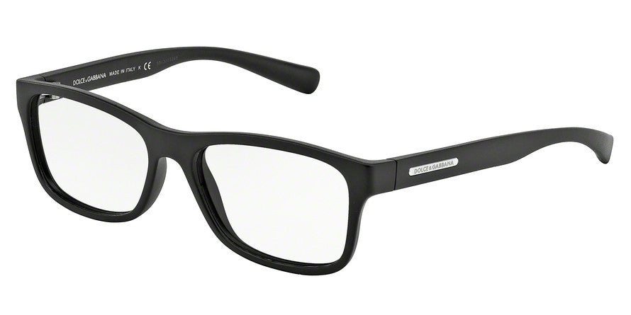 Dolce & Gabbana DG5005 1934 MATTE BLACK Specs at Home