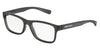 Dolce & Gabbana DG5005 2725 MATTE TRANSPARENT GREY Specs at Home