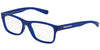 Dolce & Gabbana DG5005 2727 MATTE TRANSPARENT BLUE Specs at Home