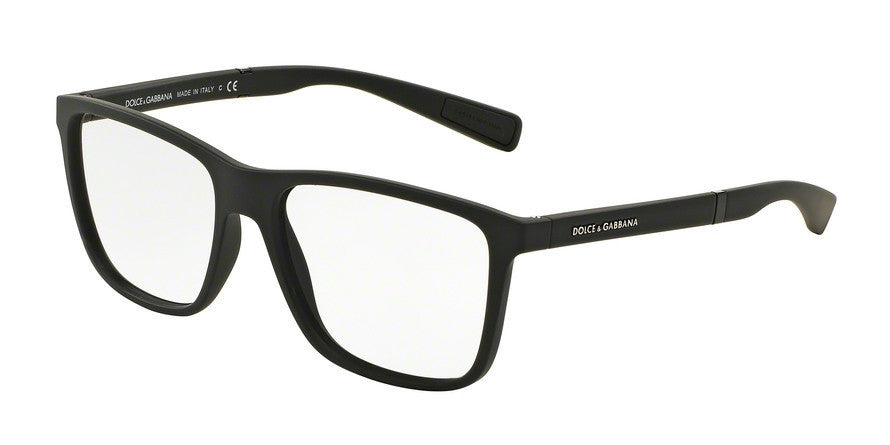 Dolce & Gabbana DG5016 2616 BLACK RUBBER Specs at Home