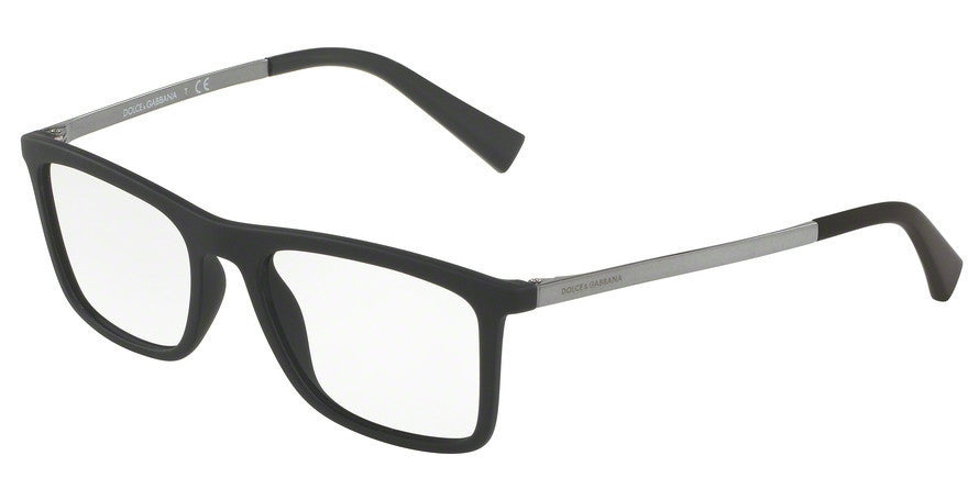 Dolce & Gabbana DG5023 2805 BLACK RUBBER Specs at Home