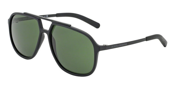 Dolce & Gabbana DG6088 261671 BLACK RUBBER Specs at Home