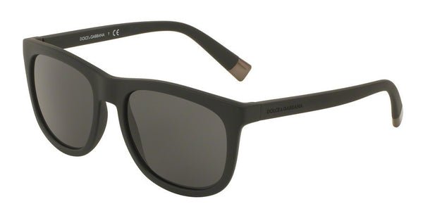 Dolce & Gabbana DG6102 193487 MATTE BLACK Specs at Home