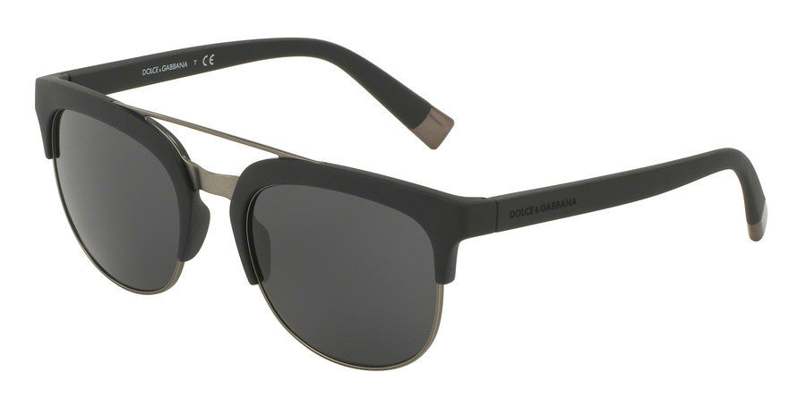 Dolce & Gabbana DG6103 193487 MATTE BLACK Specs at Home