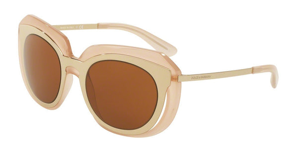 Dolce & Gabbana DG6104 304173 PALE GOLD/OPAL POWDER Specs at Home