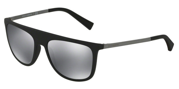 Dolce & Gabbana DG6107 28056G BLACK RUBBER Specs at Home