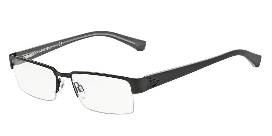Emporio Armani EA1006 3001 MATTE BLACK Specs at Home