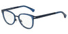 Emporio Armani EA1032 3100 BLUE RUBBER Specs at Home