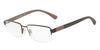 Emporio Armani EA1051 3020 MATTE BROWN Specs at Home