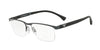 Emporio Armani EA1056 3158 MATTE GREY/MATTE BLACK Specs at Home