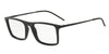 Emporio Armani EA1058 3001 MATTE BLACK/BLACK Specs at Home