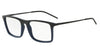 Emporio Armani EA1058 3168 MATTE BLACK/MATTE BLUE Specs at Home