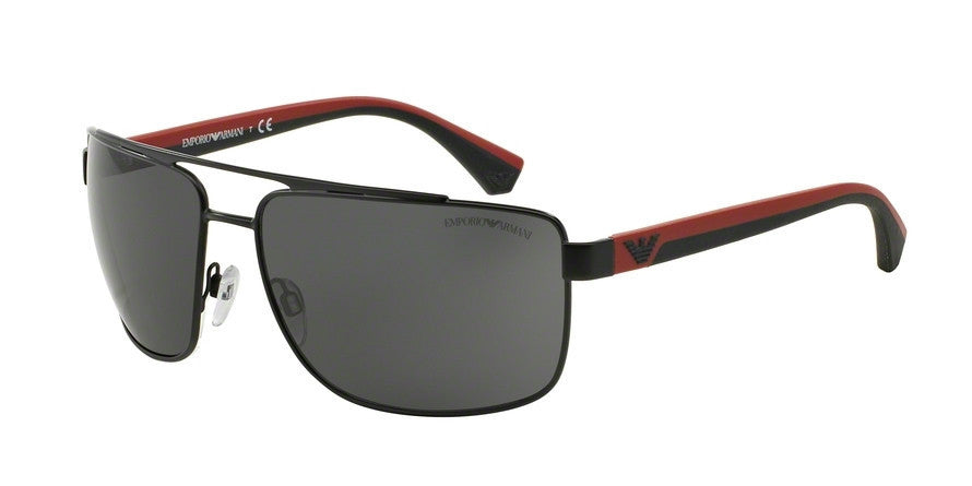 Emporio Armani EA2018 300187 MATTE BLACK Specs at Home