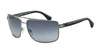 Emporio Armani EA2018 3003T3 MATTE GUNMETAL (Polarized) Specs at Home