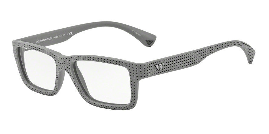 Emporio Armani EA3019 5141 GREY Specs at Home