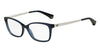 Emporio Armani EA3026 5072 TRANSPARENT BLUE Specs at Home