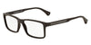 Emporio Armani EA3038 5064 BROWN RUBBER Specs at Home