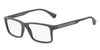 Emporio Armani EA3038 5211 GREY RUBBER Specs at Home