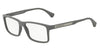 Emporio Armani EA3038 5253 GREY RUBBER Specs at Home
