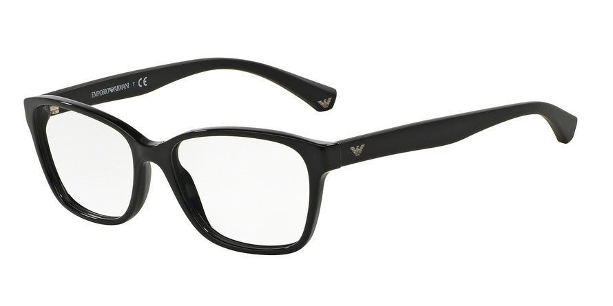 Emporio Armani EA3060 5017 BLACK Specs at Home
