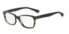 Emporio Armani EA3060 5388 STRIPED GREEN Specs at Home