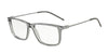 Emporio Armani EA3063 5382 TRANSPARENT GREY Specs at Home