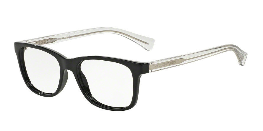 Emporio Armani EA3064 5017 BLACK Specs at Home