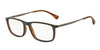 Emporio Armani EA3070 5471 MATTE BLUE/BROWN TRANSP Specs at Home