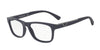 Emporio Armani EA3082 5065 BLUE RUBBER Specs at Home