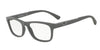 Emporio Armani EA3082 5211 GREY RUBBER Specs at Home