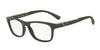 Emporio Armani EA3082 5305 BROWN RUBBER Specs at Home