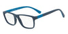 Emporio Armani EA3091 5504 MATTE BLUE Specs at Home