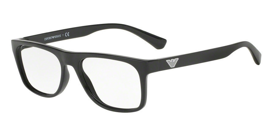 Emporio Armani EA3097 5017 BLACK Specs at Home