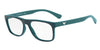Emporio Armani EA3097 5554 TOP GREEN ON PETROLEUM Specs at Home