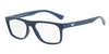 Emporio Armani EA3097 5556 TOP DARK BLUE ON AZURE Specs at Home