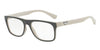 Emporio Armani EA3097 5557 TOP GREY ON BEIGE Specs at Home