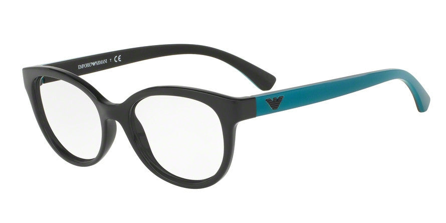 Emporio Armani EA3104 5017 BLACK Specs at Home