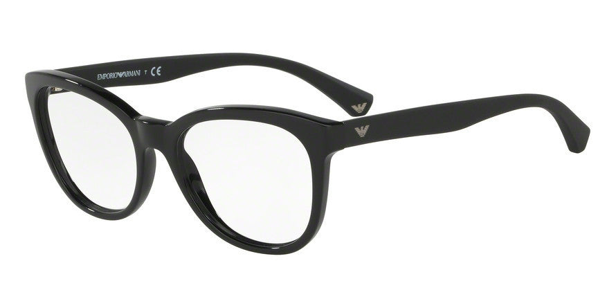 Emporio Armani EA3105 5017 BLACK Specs at Home