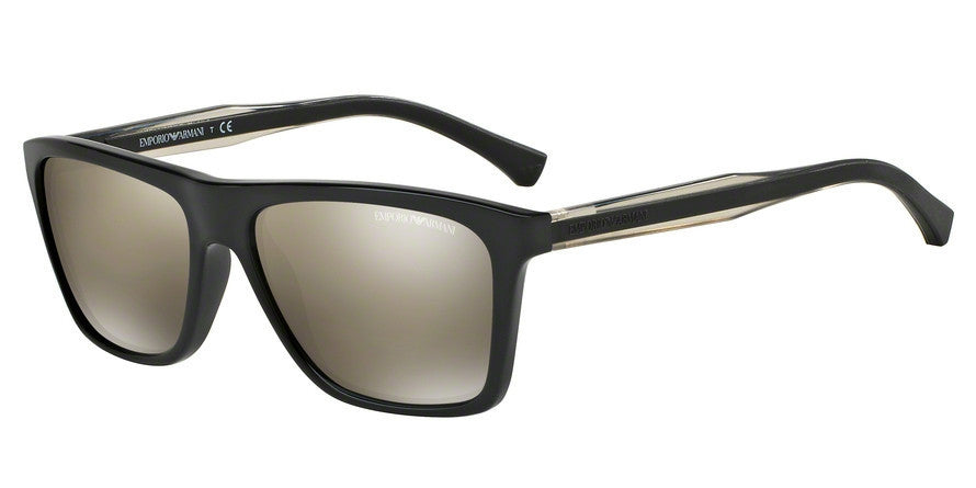 Emporio Armani EA4001 50175A BLACK Specs at Home
